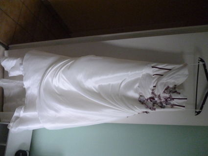 Robe de mariée Annie couture Antibes d'occasion  - Mayenne