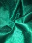 Robe en Satin vert Emeraude - Doubs