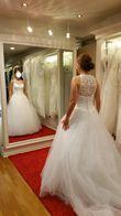 robe élénore T 40 - Occasion du Mariage