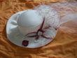 Robe de mariée Ivoire et bordeaux + accessoires - T.40/42 - Occasion du Mariage