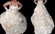 Robe de mariée neuve champagne clair - Occasion du Mariage