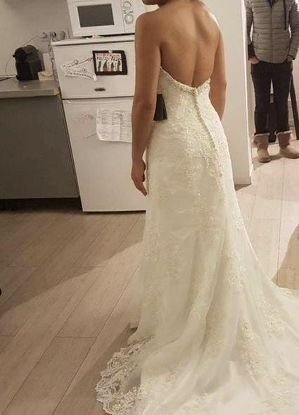 Robe mariée demetrios collection 2016 style 604 - Var