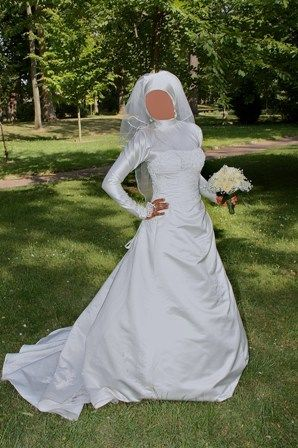Robe de mariée pas cher d'occasion 2012 - Ile de France - Val de Marne - Occasion du Mariage