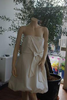 Robe de cocktail bustier pas cher Alsace 2012 - Occasion du mariage