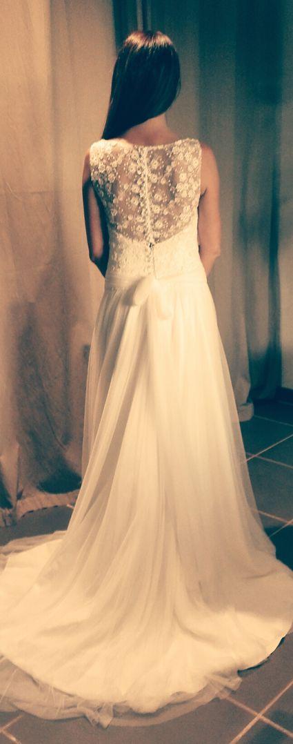 robe de mariée taille 38 - Hérault