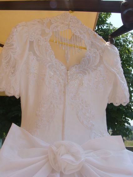 Magnifique Robe de mariée modèle Plaza à petit prix