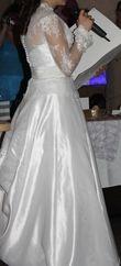 Robe de mariee Cymbeline modèle Florence 2013 avec jupe et boléro