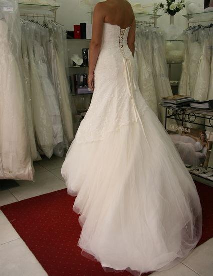 robe de mari e moda sposa bol ro dentelle d 39 occasion