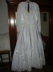 Sublime Robe de mariée Cymbeline pas cher - Occasion du mariage