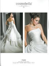 Robe de mariée neuve cosmobella 2011