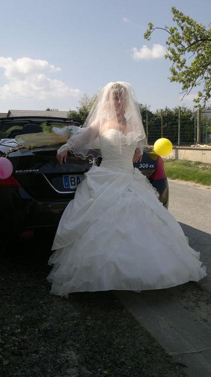 Robe de mariée - Rhin (Haut)