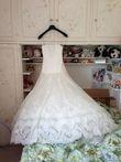 Robe de Mariée San Patrick modèle Résina 2012 d'occasion