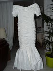 robe de mariée,fourreau - Occasion du Mariage
