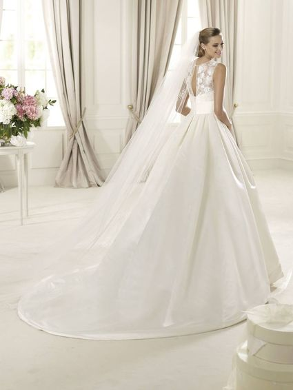 Robe mariée Pronovias modèle dalia - Finistère