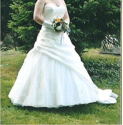 Robe de marié beeling pas cher d'occasion 2012 - Pays de la Loire - Vendée - Occasion du Mariage