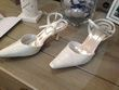 Chaussures ivoires - Occasion du Mariage