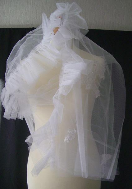 Voile étole mariage pas cher - Occasion du mariage