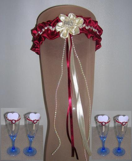 Lingerie / Jarretières sur mesure pas cher - Nord - Occasion du mariage