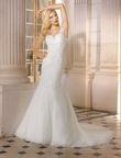 robe sirène MISS KELLY dentelle - Occasion du Mariage
