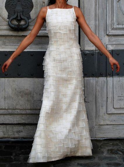 Robe de mariée Klimt haut de gamme à Paris