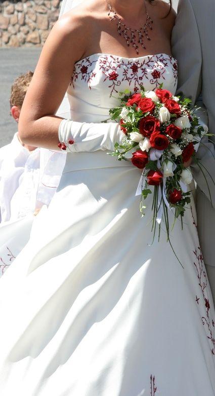 Robe de mariee d'occasion brive