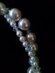 Double collier perles Artfloratex - Occasion du Mariage