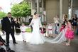 Robe mariée sirène+jupon+voile 5m - Occasion du Mariage