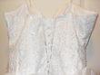 Robe de mariée sexy pas cher avec corset transparent - Occasion du Mariage