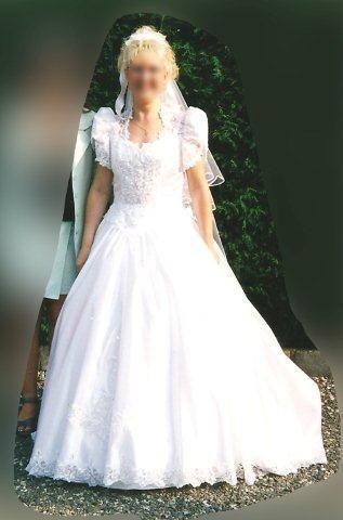 Robe de mariée T38 et accessoires en parfait état - Occasion du Mariage