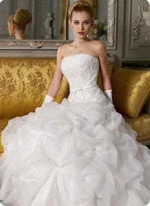 robe de mariée Lise st germain pas cher d'occasion 2012 - Champagne Ardenne - Aube - Occasion du Mariage