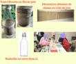 Décoration de table et salle champêtre à Montpellier - Occasion du Mariage