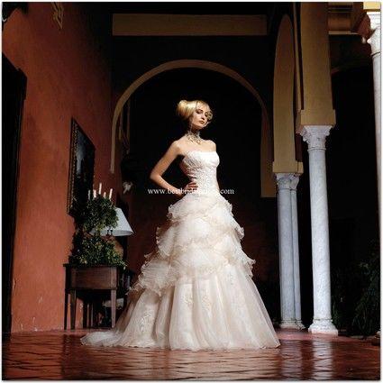 Magnifique Robe de mariée Divina Sposa d'occasion