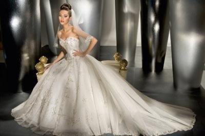 Robe de mariée pas cher Demetrios 2010 modèle 984 - Occasion du mariage