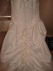 robe col américain ivoire - Occasion du Mariage