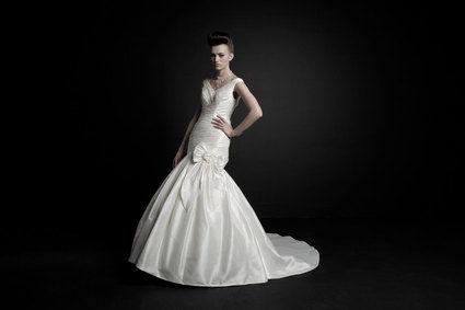 Robe de mariée PRONUPTIA Modèle Lourdes collection Capsule Torreta