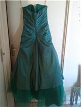 Robe demoiselle d'honneur/cocktail Point Mariage d'occasion