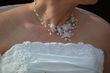 robe de mariee ivoire en 40 +corset+mitaines - Occasion du Mariage
