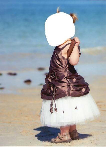 Robe fille taille 2 ans idéale mariage pas cher - Occasion du Mariage