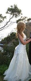 Robe de mariée d'occasion marque Papilio modèle Amanda collection 2013
