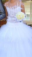 Robe nefertiti Max chaoul  - Occasion du Mariage