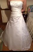 Très belle Robe de Mariée  - Occasion du Mariage