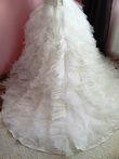 Robe de mariée Princesse - Strass - Occasion du Mariage
