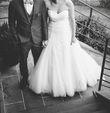 Robe de mariée Pronovias Dagen - Occasion du Mariage