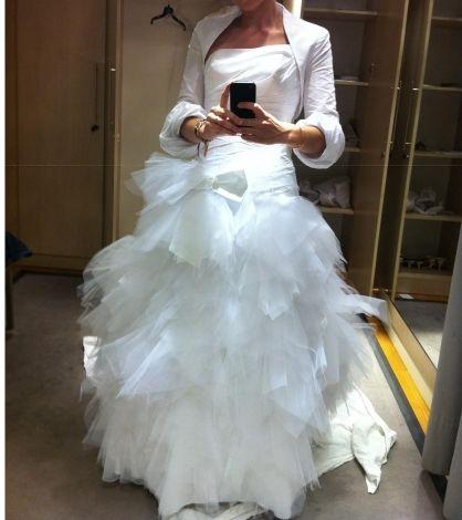 Robe de mariée Cymbeline blanche Espera d'occasion