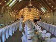 Chemin de table en lin - Occasion du Mariage