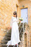 Robe de Mariée Rime Arodaky OLSEN T36 comme neuve - Occasion du Mariage