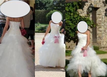 Robe de mariée Cymbeline modèle Fauvette d'occasion
