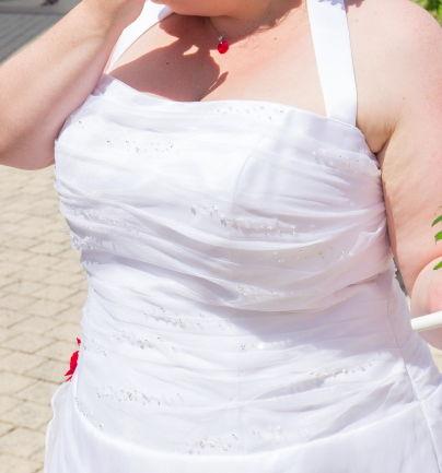 robe de mariée taille 46 - Nord