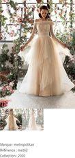 Robe de Mariée style Vintage  - Occasion du Mariage