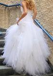 Robe de mariée d'occasion blanche Sonia L portée une fois 2012 - Occasion du mariage